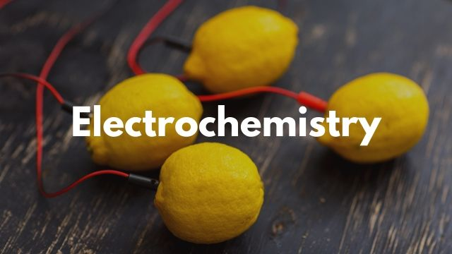 Electrolysis and Simple Cells